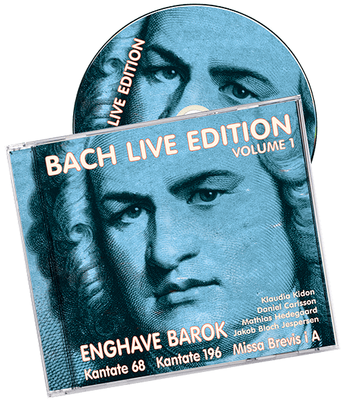 BACH LIVE EDITION