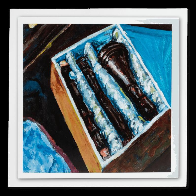 Kunstkort #2