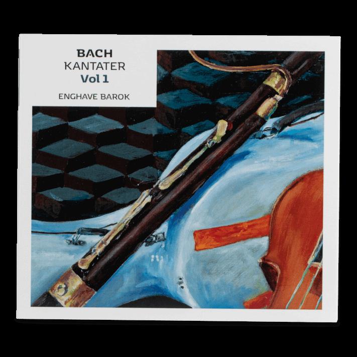 Bach Kantater Vol. 1